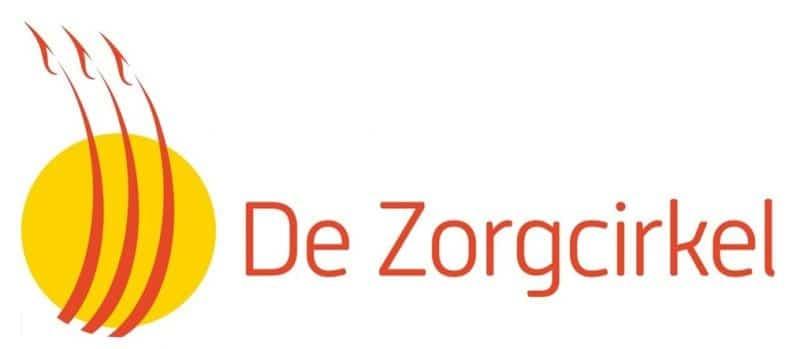 Videoproductie zorg en welzijn - De zorgcirkel logo