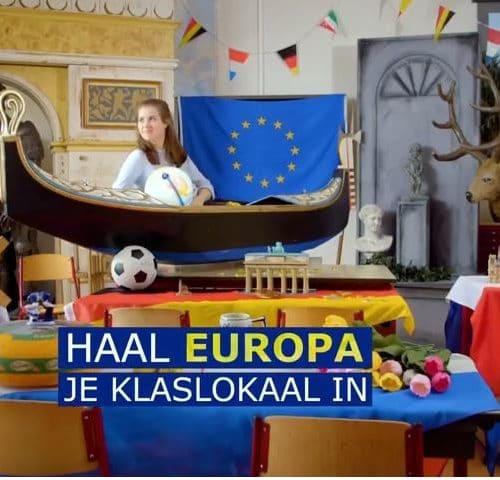 Europees lesmateriaal