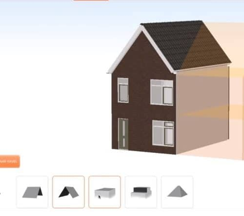 My Own home configurator