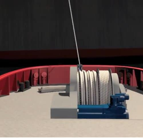 Rotortug Wavewinch